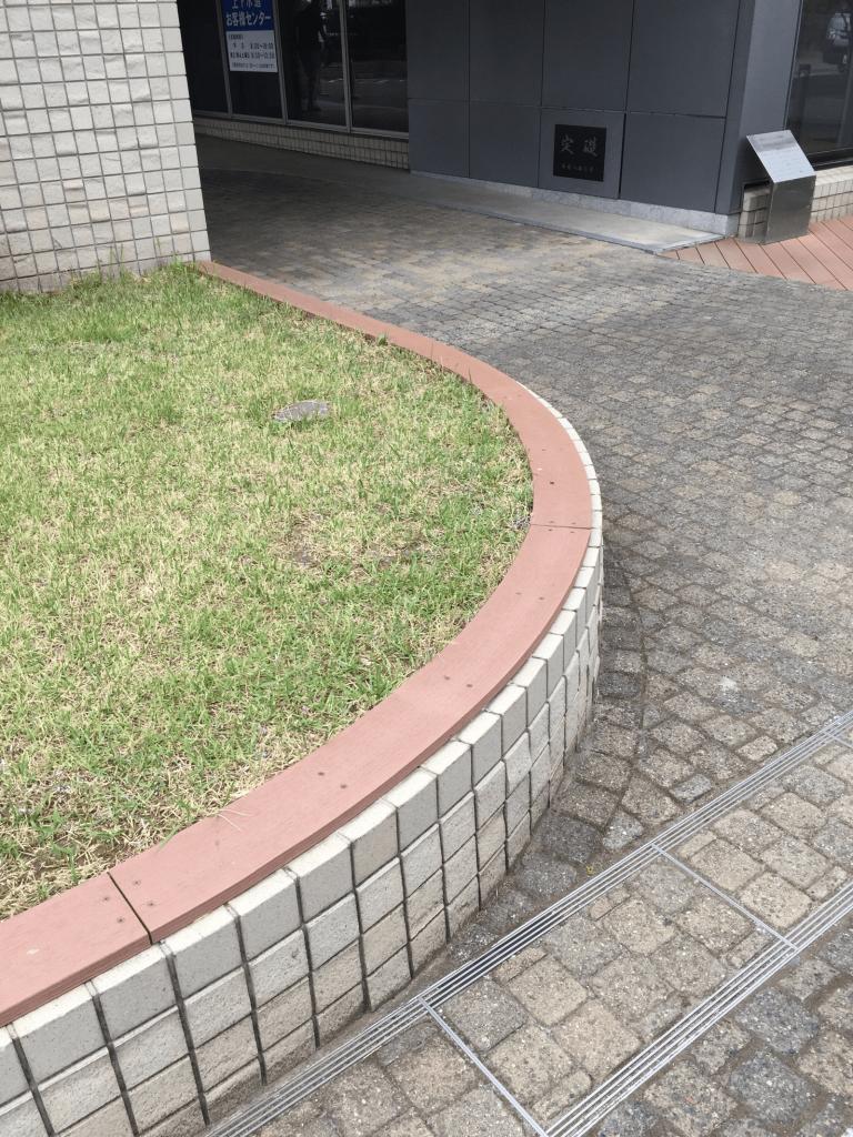 クラフトマンシップ ウッドデッキ施工例:よこ曲げデッキ材-NO.11 世界基準のウッドデッキ