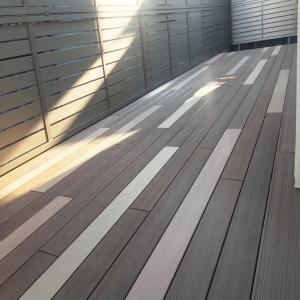 最新の機能を持ったウッドデッキをアンティーク調に-A様邸ウッドデッキ_西東京市_写真4