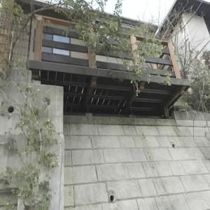 はね出しデッキ800-N様邸ウッドデッキ 神奈川県美しヶ丘 写真3