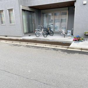 クラフトマンシップ ウッドデッキ施工例:S様邸 埼玉県-NO.1 ミッドエリアをウッドデッキ でフラット通行