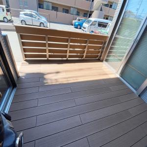 クラフトマンシップ ウッドデッキ施工例:S様邸 埼玉県-NO.4 ミッドエリアをウッドデッキ でフラット通行